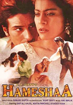 Hameshaa (1997) Hindi 720p | 480p HDRip x264 1Gb | 400Mb