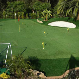 Greatmats golf artificial turf grass