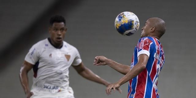 Nos pênaltis, Bahia vence o Fortaleza e se garante na final da Copa do Nordeste