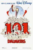 pelicula 101 Dalmatas (1962)