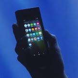 Ini Dia Penampakan Smartphone Lipat Teranyar Besutan Samsung