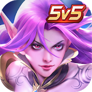 Playstore icon of Heroes Arena
