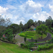 villa-dovina-puncak, lokasi-outbound-private, outbound-di-puncak