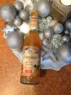 Flasche Zötler Berglimo Heugäuer Apfel- Traube- Bergwiesenheu