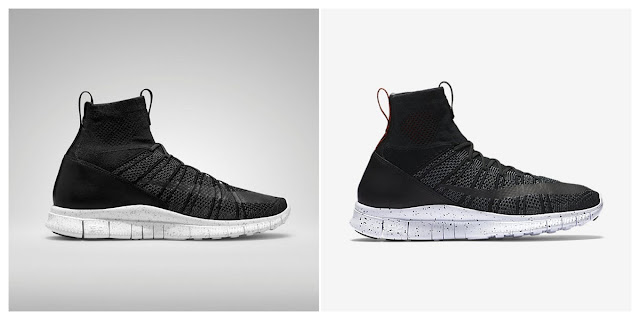 best website a2100 44084 要介紹這雙就不得不先提一下Nike HTM Free Mercurial Superfly (上圖左) 667978-001. BLACKDARK  GREY-WHITE