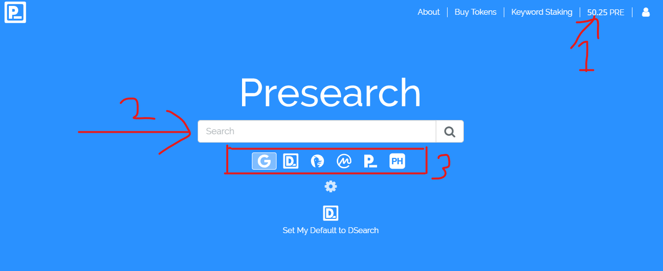 How To Earn Free Cryptocurrency Online By Decentralized Search Engines