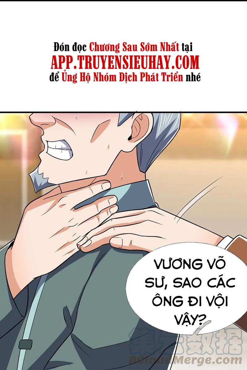 Ta Là Chiến Thần Vô Song Chương 127 - Vcomic.net