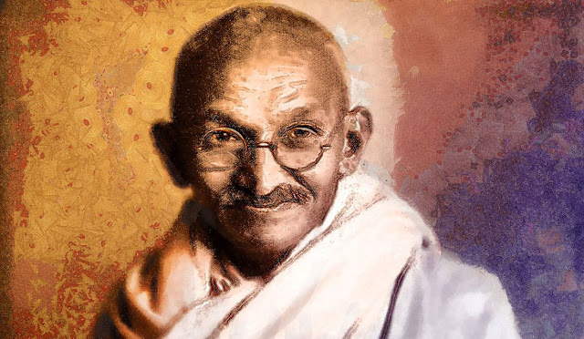 mahatma gandhi and environment
