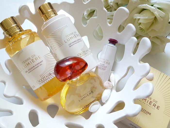 review_loccitane_terre_de_lumiere_kollektion_parfum_duschgel_bodymilk_handbalm