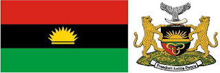 biafra flag coat of arms