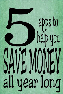Life is crazy expensive and so are the holidays. Save money this year with these 5 apps that will help save your time, money, and sanity during the holidays and beyond. #savemoney #holidayshopping #christmasshopping #moneysavingapps #diypartymomblog