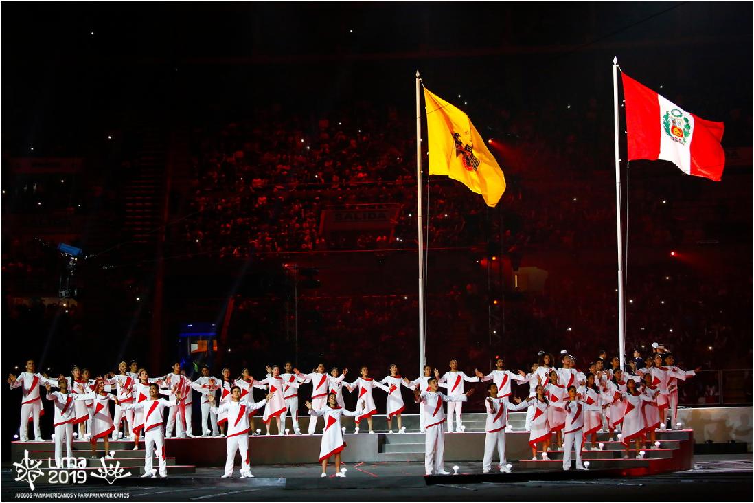 Peru celebra sua cultura na Abertura dos Jogos PanAmericanos Lima 2019