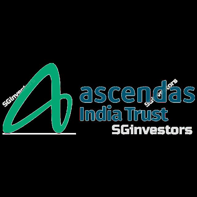 ASCENDAS INDIA TRUST (CY6U.SI) @ SG investors.io
