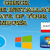 How to Check Your Windows Installed Date?