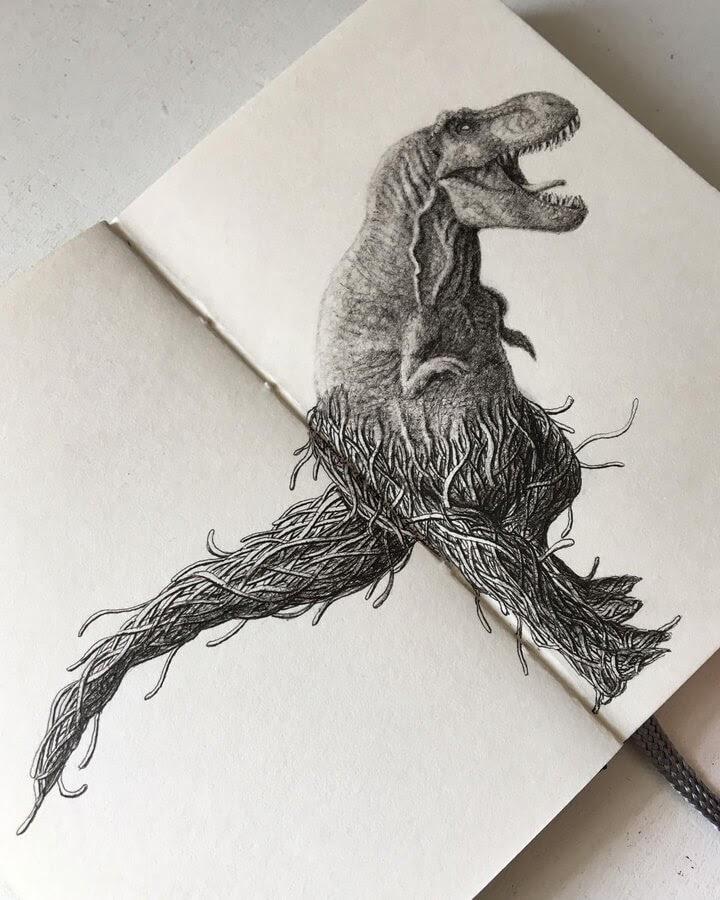 04-T-Rex-Tyrannosaurus-Pud-www-designstack-co