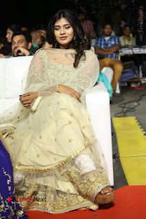 Tollywood Actress Hebah Patel Pos in Lehenga Choli at Nanna Nenu Na Boyfriends Audio Launch  0048.JPG