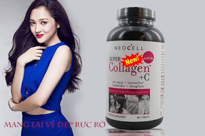 Công dụng bất ngờ của viên uống collagen mang lại