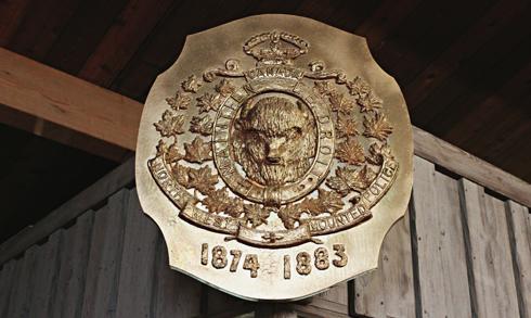 Fort Museum Fort Macleod Alberta