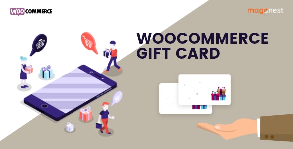 Woocommerce Gift Card Pro v4.4