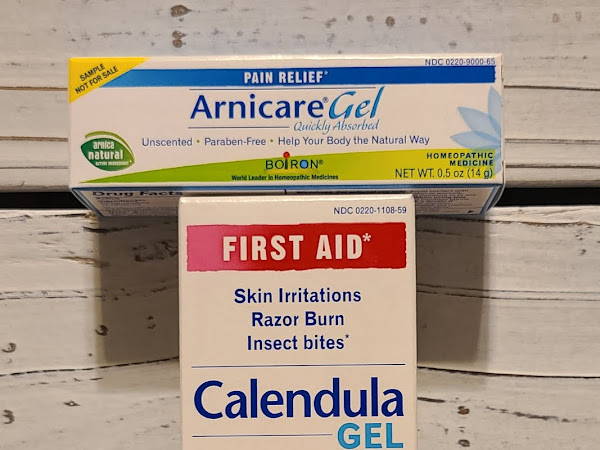 Recover Faster With The Help Of Arnicare And Calendula Gel from Boiron