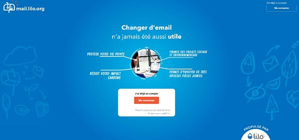 lilo mail