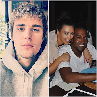 Justin Bieber persuaded Kanye West to speak to Kim Kardashian after he ghosted her