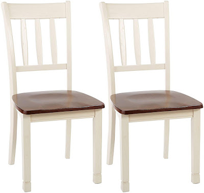 Cottage White Dining Chair
