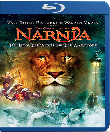 The Chronicles of Narnia: The Lion, The Witch and the Wardrobe [2 DISC] [2005] [BD25] [Latino]