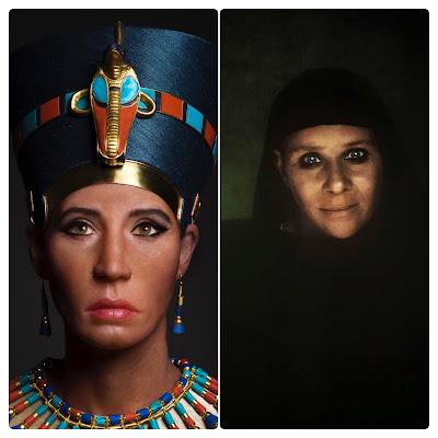 Modern day Egyptian