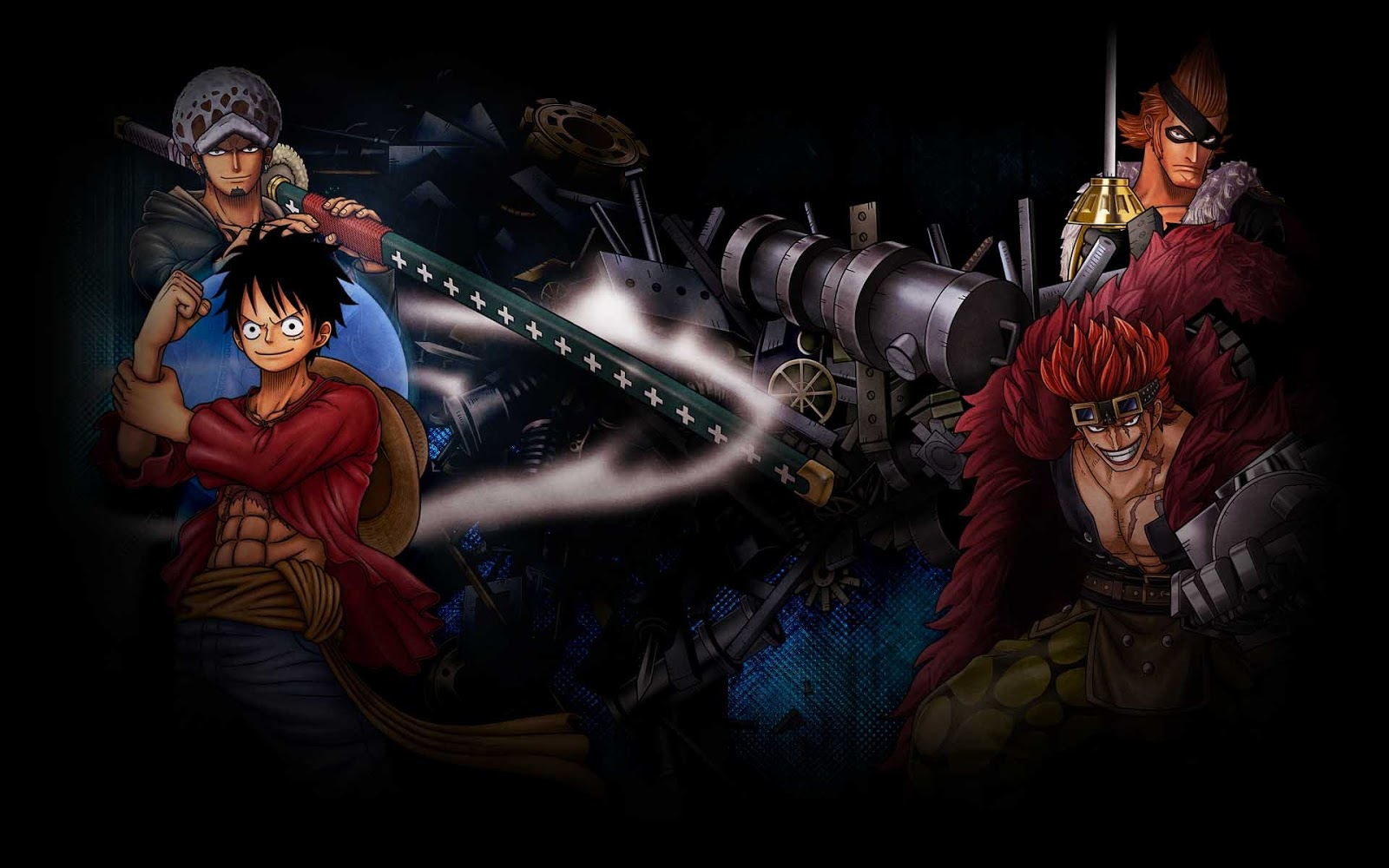 One Piece Hd Wallpaper Pack Manga Council