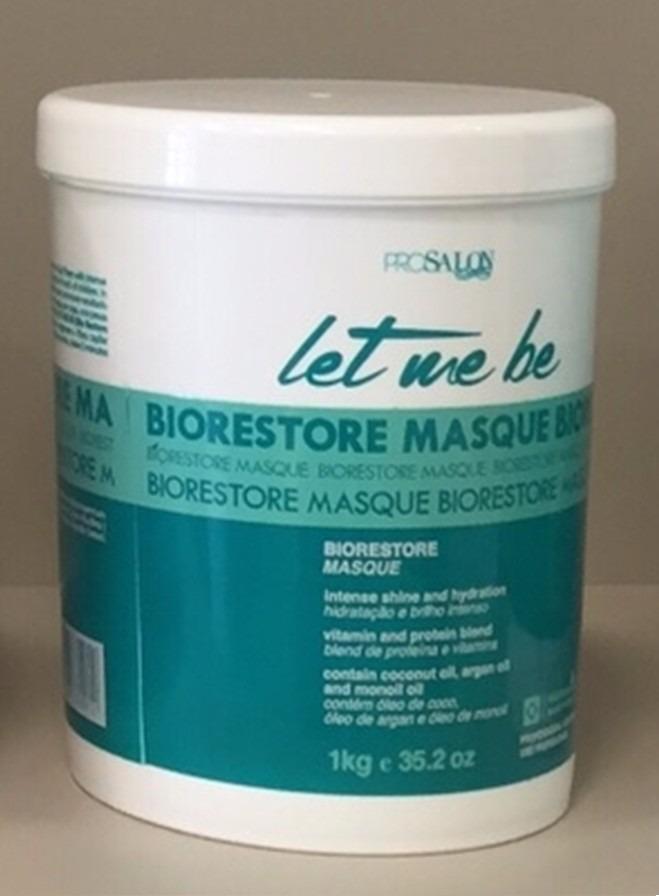 b407b9e9e ... Máscara Biorestore Let Me Be da Prosalon! Então vamos que vamos! Sabe  ...