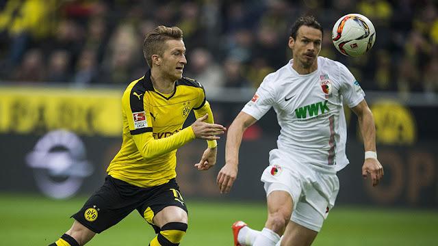 Borussia Dortmund vs Augsburg
