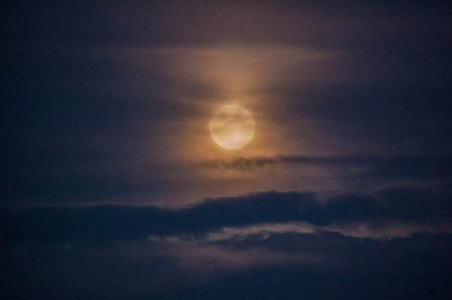 halloween moon in wales