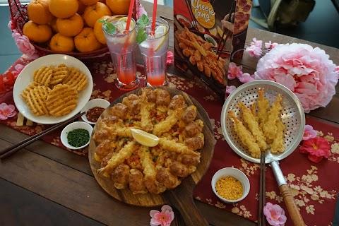 CHEESE-SANG CHEESY BITES MENU SEMPENA TAHUN BARU CINA OLEH PIZZA HUT MALAYSIA