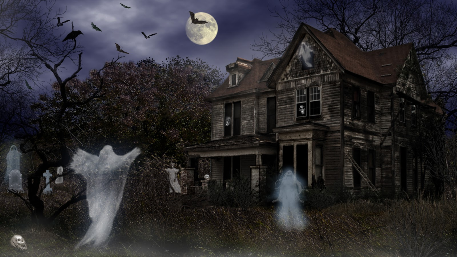 Halloween Haunted House Decoration Ideas 2017 And Images