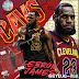 NBA 2K21 Cleveland Cavaliers LBJ Mural By ajo