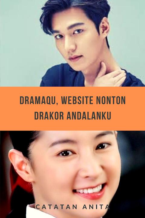Dramaqu,  Website Nonton Drakor Andalanku