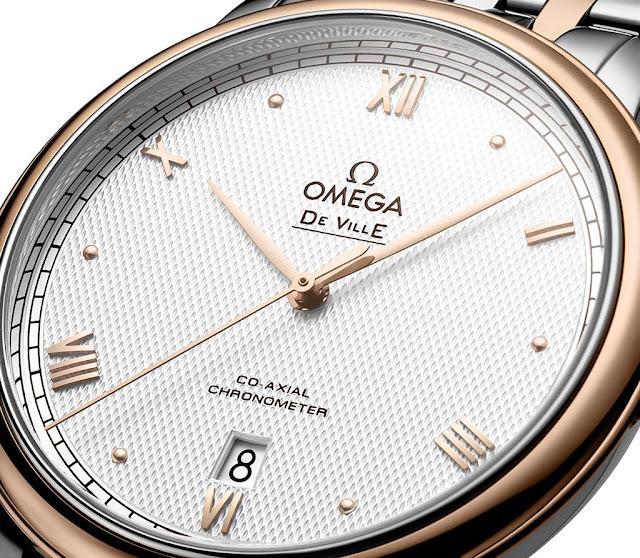 Omega De Ville Prestige, new dial 424.20.40.20.02.004