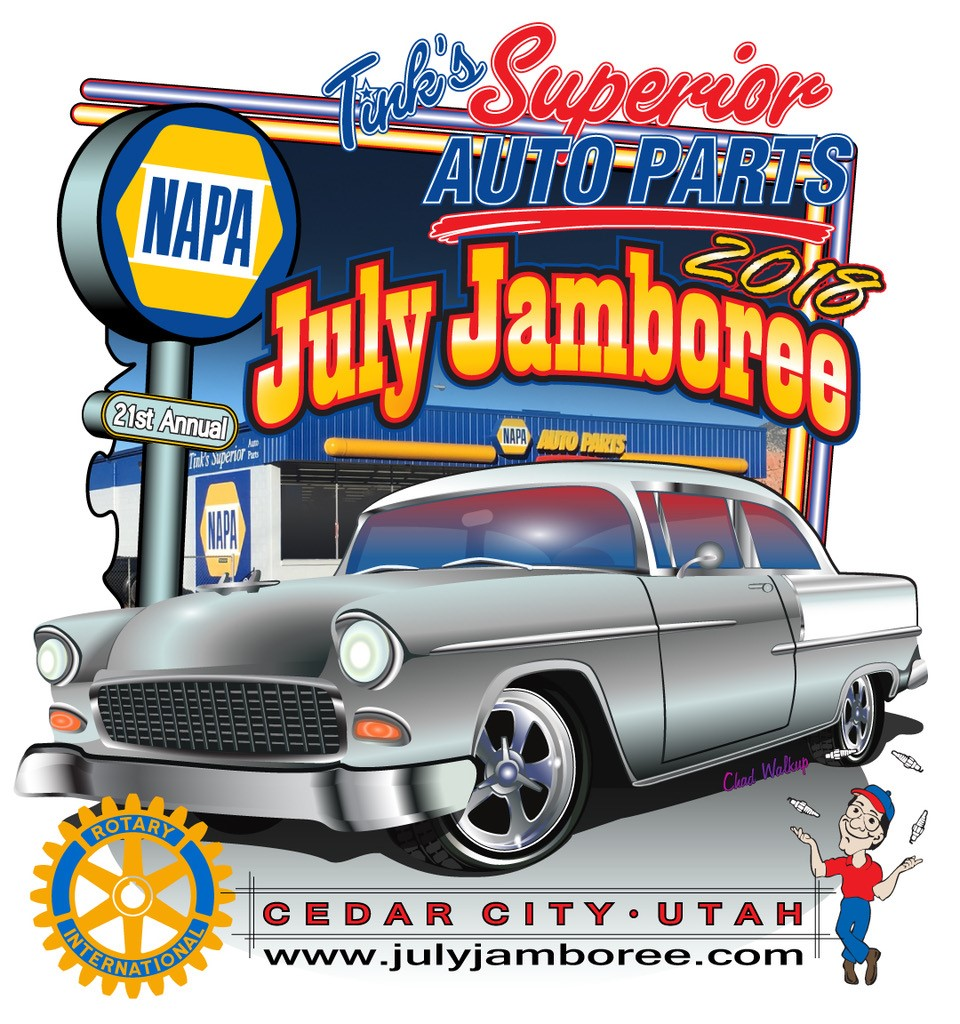 July Jamboree Cruise In Cedar City Utah classic cars festival july ...