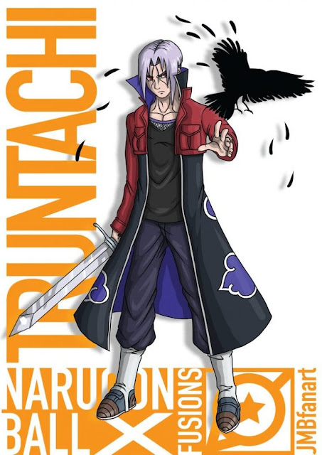 7- Truntachi (Future Trunks e Itachi)