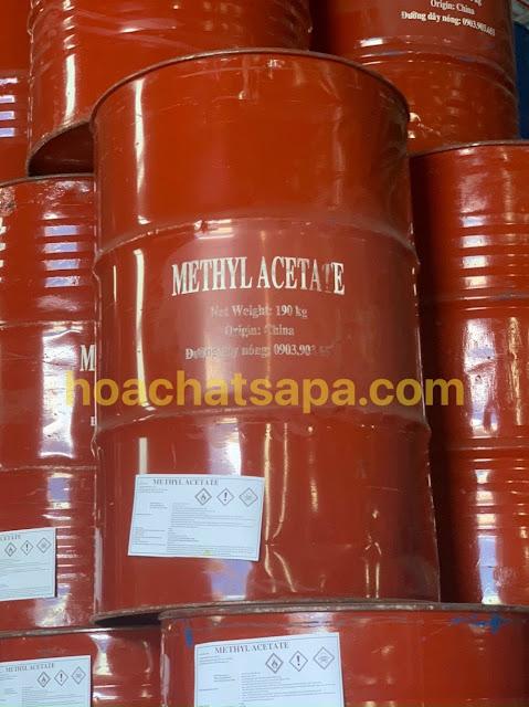 Tổng hợp các mặt hàng Dung môi hàng bồn phuy đỏ tại kho Hóa Chất Sapa
