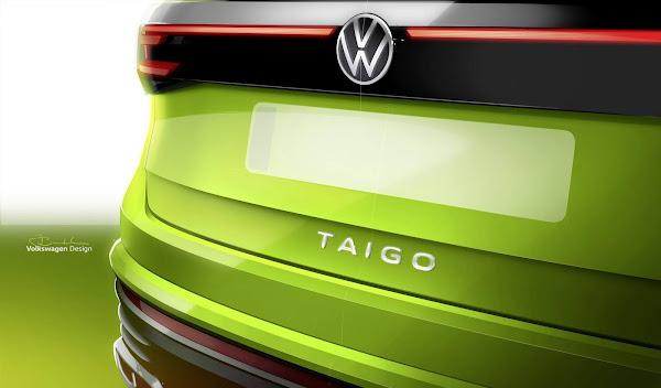 Volkswagen Taigo é o nome do Nivus para o mercado europeu