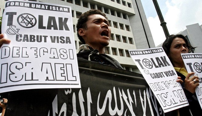 Rakyat Indonesia Dilarang Masuk Israel, Ini Penyebabnya!