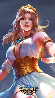 Rafaela Wings of Holiness Heroes Support of Skins Rework