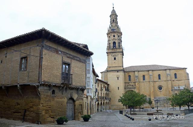 Iglesia de Nuestra Señora de la Asunción, Briones