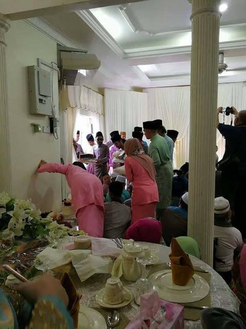 Video & Gambar Majlis Pertunangan Dan Akad Nikah Mat Dan