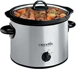 3 quart crock pot