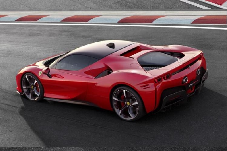 Ferrari SF90 Stradale sắp về Việt Nam ra mắt ở Thái Lan