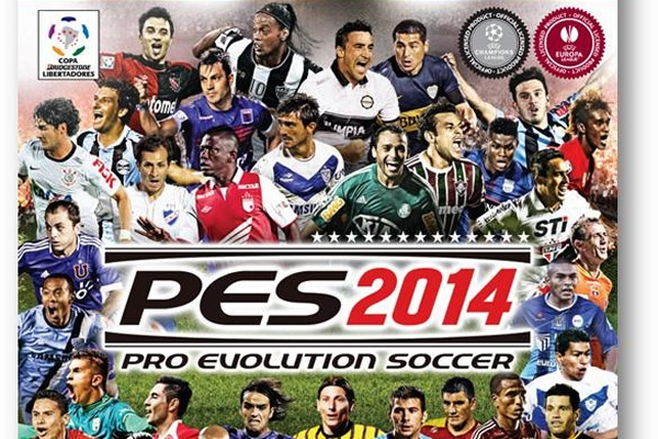 لعبة كرة القدم PES 2014 نسخة ريباك شاملة التحديثات والاضافات مضغوطة بحجم 3.4 جيجا