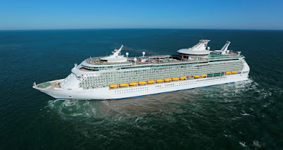 Royal Caribbean's Adventure of the Seas Waits Out Dorian Off Long Island